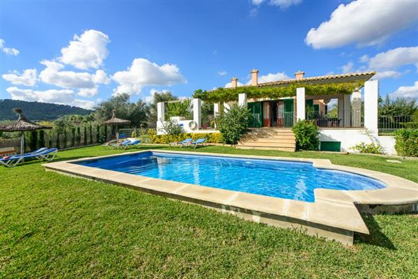 Villa Teresa in Illes Balears