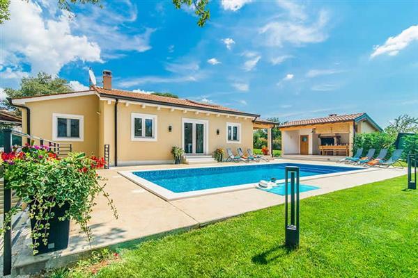 Villa Terezija from James Villas