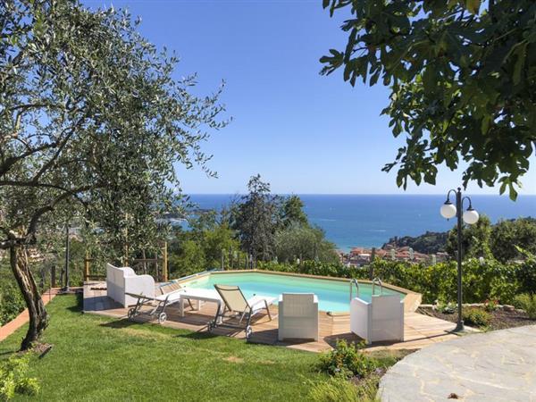 Villa Terrizzo, Italy