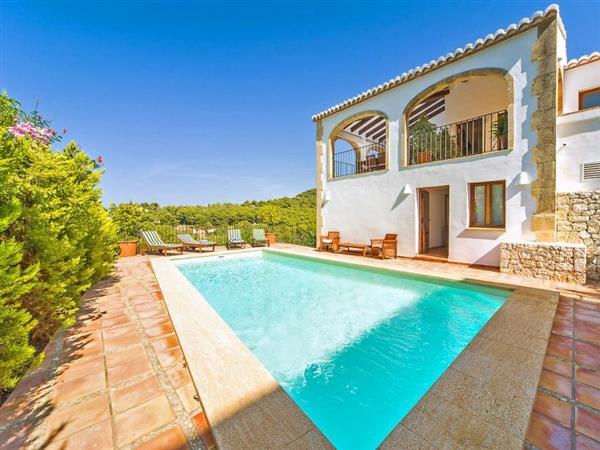 Villa Tesoro in Alicante