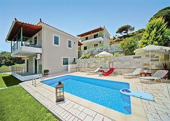 Villa Thalassa in Skiathos
