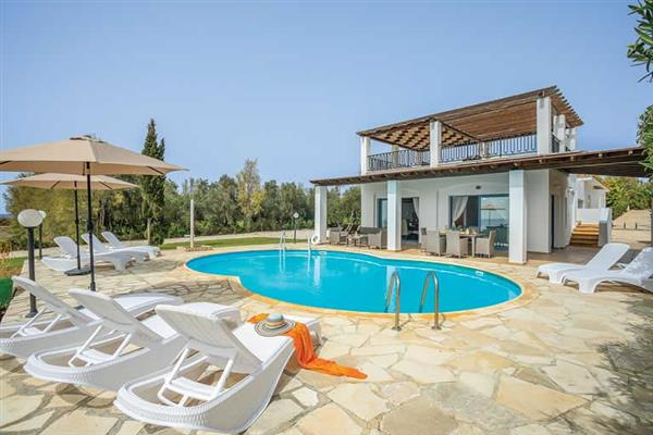 Villa Thalassa in Cyprus