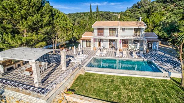 Villa Thalassa in Ionian Islands