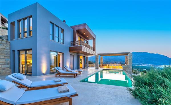 Villa Thalia in Crete