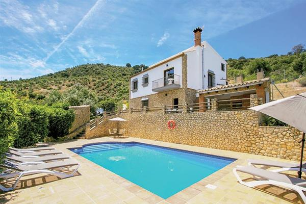 Villa The Retreat of El Gastor in Spain