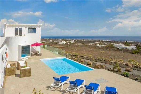 Villa The View in Lanzarote