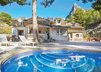 Villa The Willows in Spain