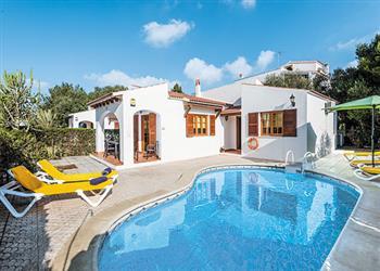 Villa Thea in Menorca