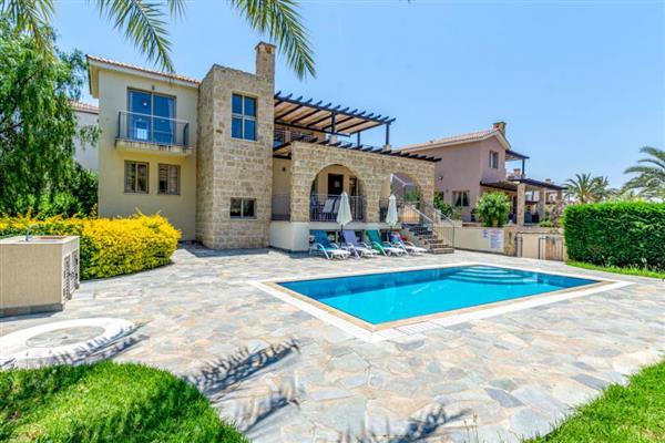 Villa Theia, Paphos, Cyprus