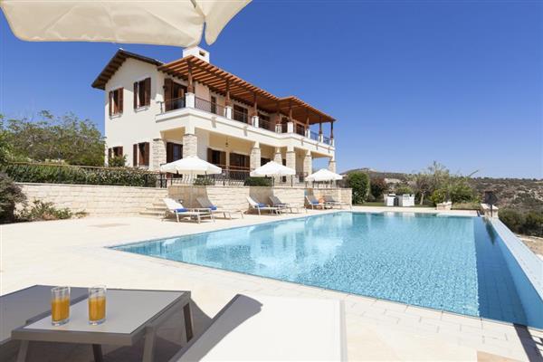Villa Theodora, Aphrodite Hills, Cyprus