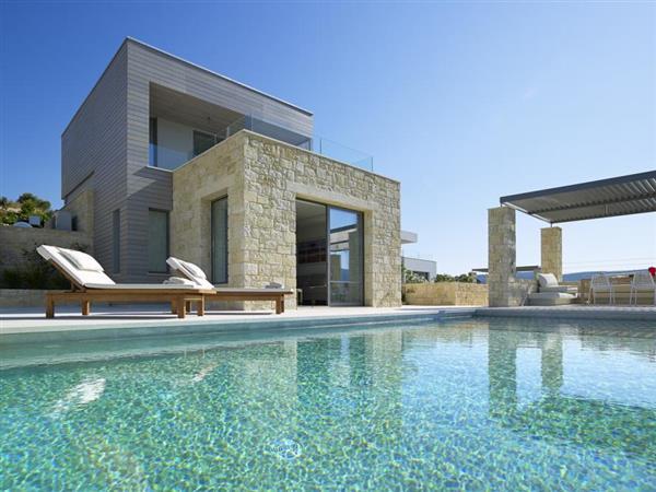 Villa Theseus in Crete