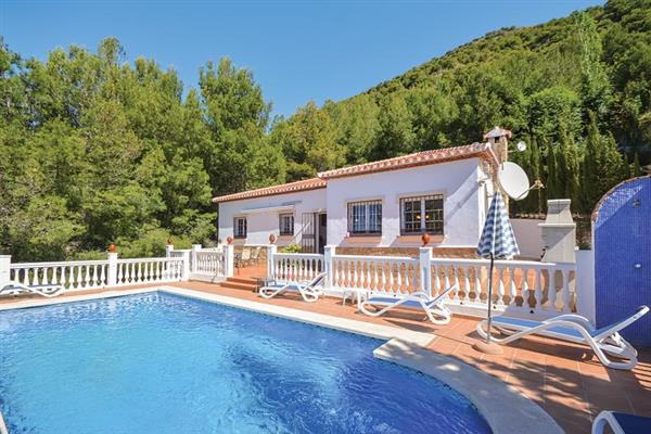 Villa Thomas in Spain