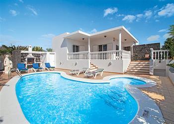 Villa Tian in Lanzarote