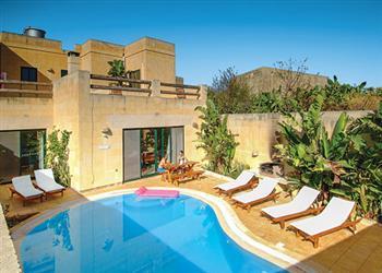 Villa Tibna in Gozo