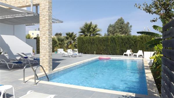 Villa Tigaki 1 in Southern Aegean
