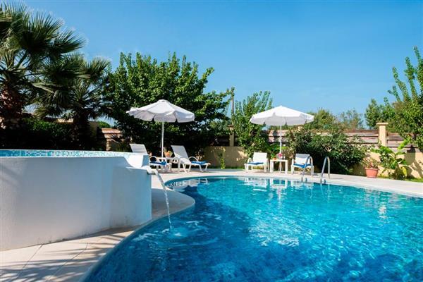 Villa Tigaki 2 in Southern Aegean