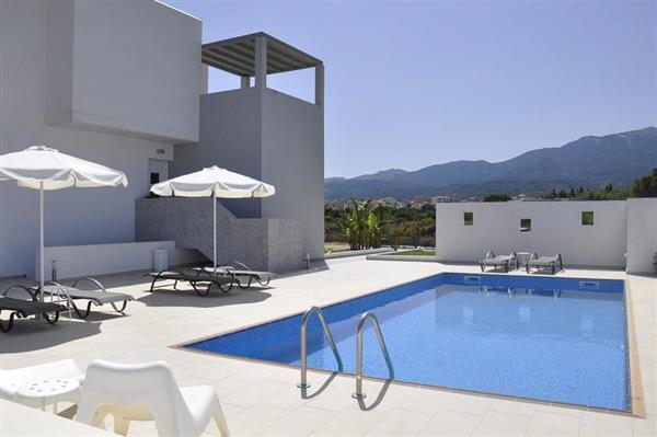 Villa Tigaki 3 in Southern Aegean