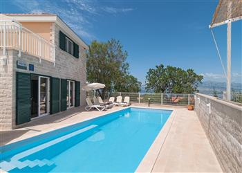Villa Tin in Croatia