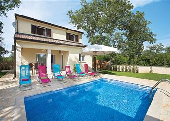 Villa Tina in Croatia