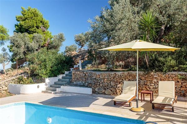 Villa Tina in Thessalia