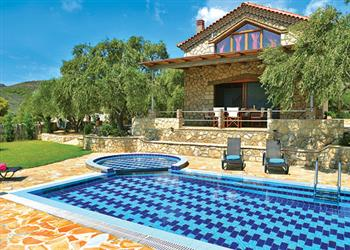 Villa Tireda in Zakynthos