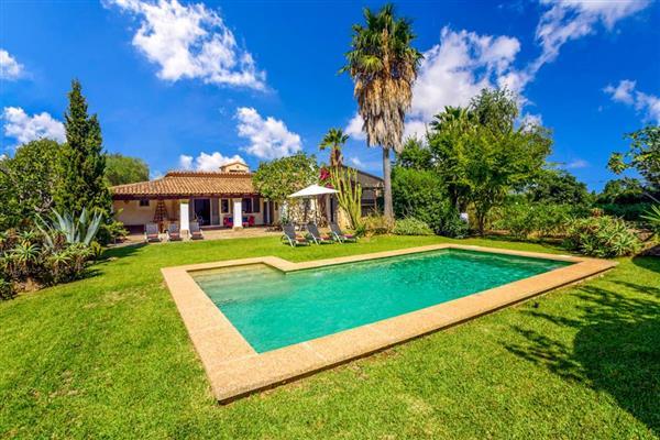 Villa Tober in Illes Balears