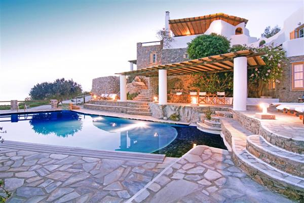 Villa Toles in Southern Aegean