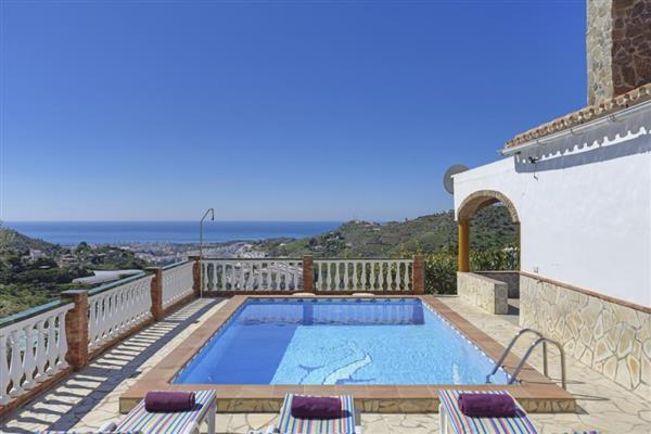 Villa Tome in Málaga