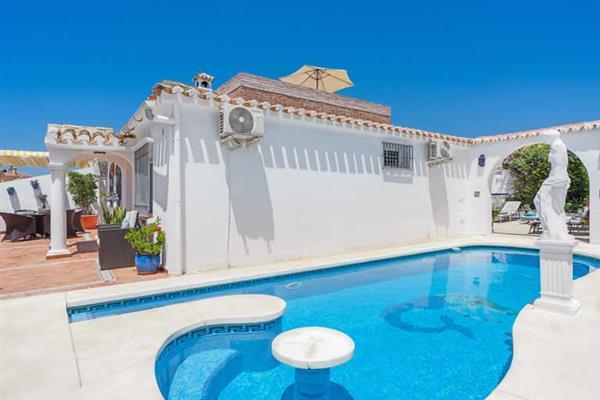Villa Tomillo in Spain