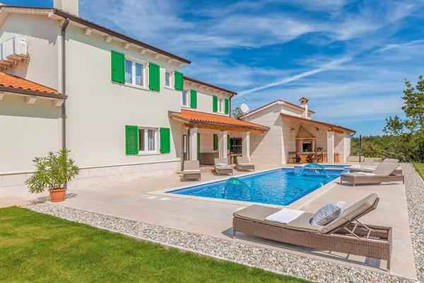 Villa Tone in Croatia