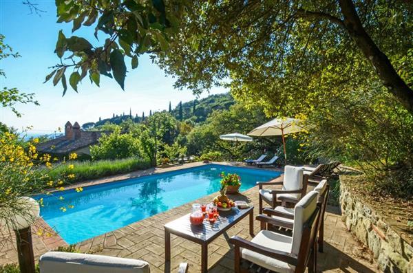 Villa Toppello in Provincia di Perugia