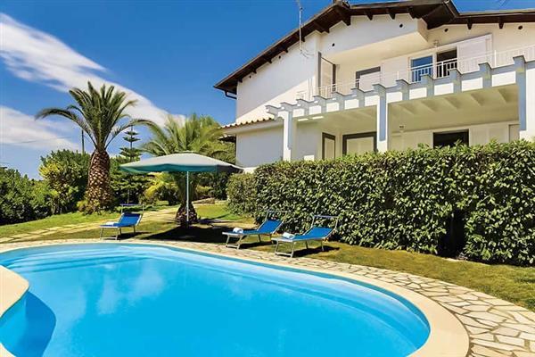 Villa Torca in Italy