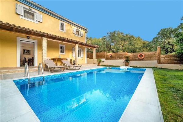 Villa Tragaki in Ionian Islands
