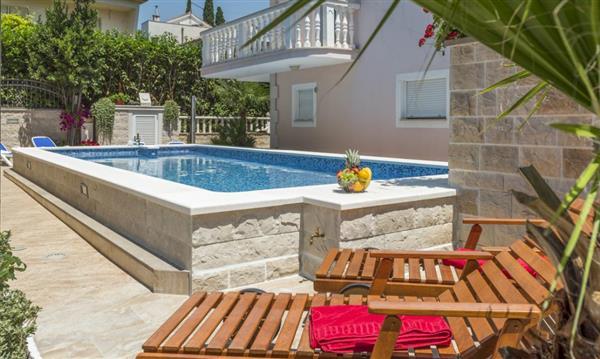 Villa Tragurium in Općina Trogir