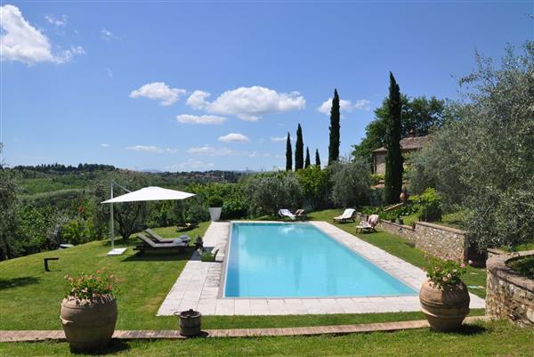 Villa Tramonto in Provincia di Siena