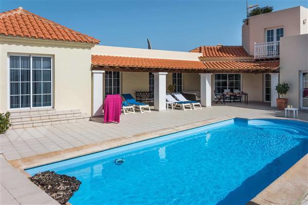 Villa Tranquila in Fuerteventura