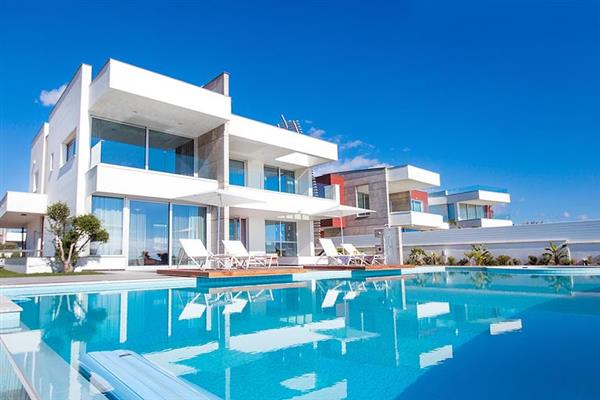 Villa Tranquility in Cyprus