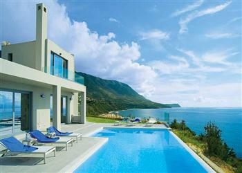 Villa Trapezaki Bay View in Kefalonia