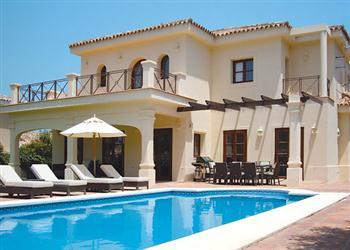 Villa Tres Palmeras in Spain