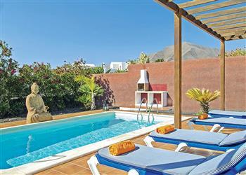 Villa Tropical in Lanzarote