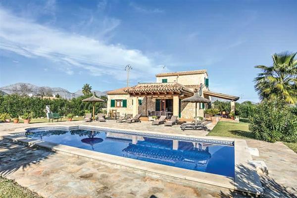 Villa Troy in Mallorca