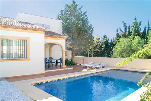 Villa Trufa in Spain