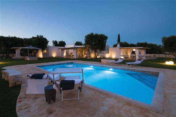 Villa Trulli Armino from James Villas
