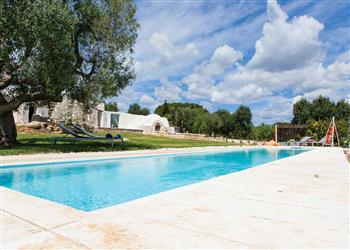 Villa Trulli Rella in Italy