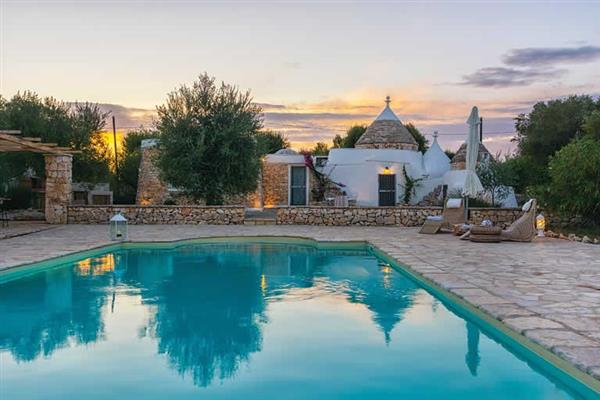 Villa Trulli Victoria from James Villas