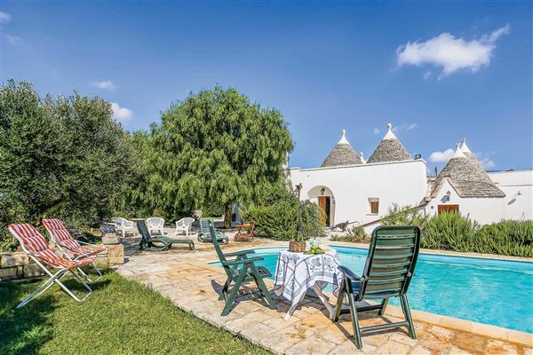 Villa Trullo Fico from James Villas