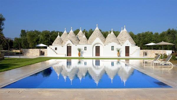 Villa Trullo in Provincia di Brindisi