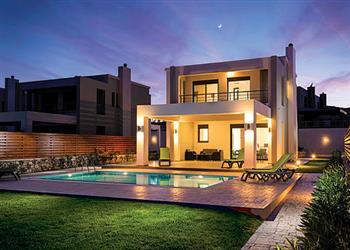 Villa Tsampikos in Rhodes