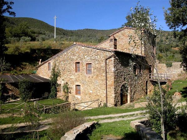 Villa Turino in Provincia di Siena