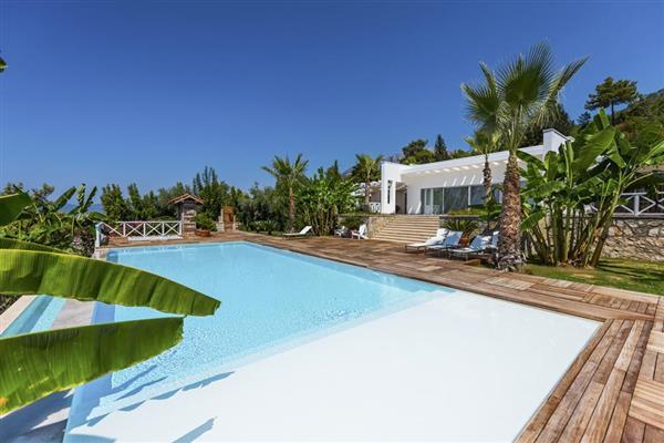 Villa Turkuaz in Fethiye